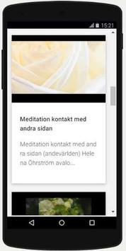 Avalonskolans meditationer screenshot 2