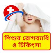 শিশুর রোগ ব্যাধি ও চিকিৎসা ~ Baby Care Guide icon