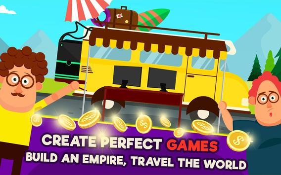 Freelancer Simulator Inc : Game Dev Money Clicker screenshot 2