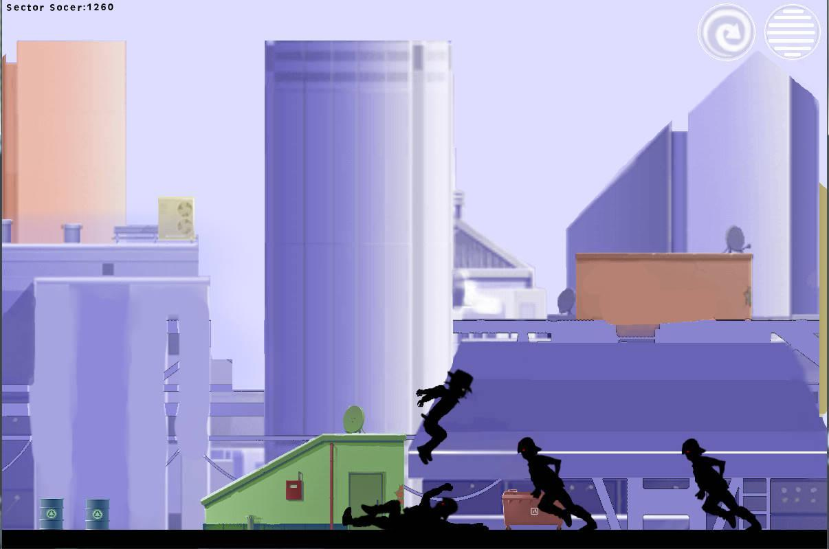 Vector 3 gun parkour for Android - APK Download