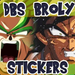 APK Dragon - Ball - Super : BROLY Stickers WhatsApp