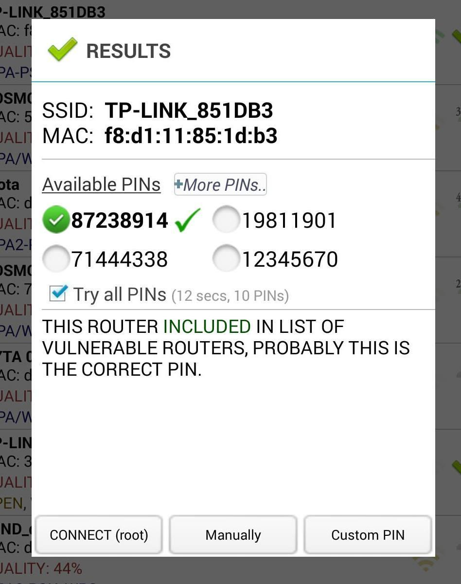 Wifi WPS Plus for Android - APK Download