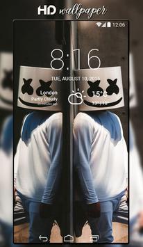 DJ Marshmello Wallpaper screenshot 4