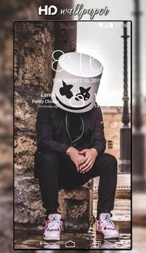 DJ Marshmello Wallpaper screenshot 5