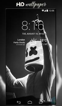 DJ Marshmello Wallpaper screenshot 1