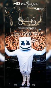 DJ Marshmello Wallpaper screenshot 3