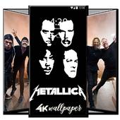 Metallica Wallpaper icon