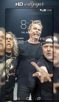 Metallica Wallpaper screenshot 5