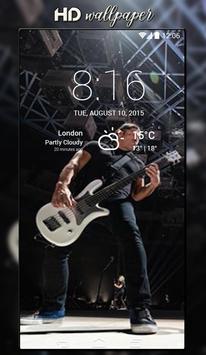 Metallica Wallpaper screenshot 6