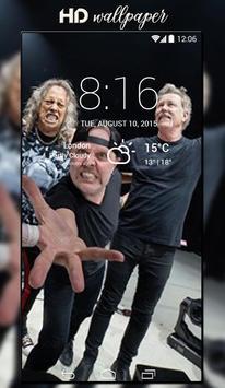 Metallica Wallpaper screenshot 3