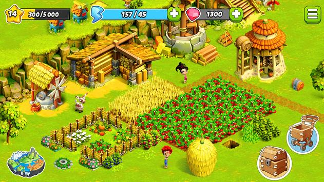 Family Island™ - Farm game adventure ảnh chụp màn hình 15