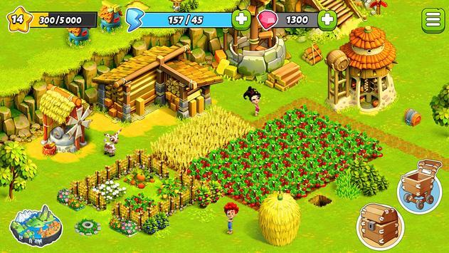 Family Island™ — Aventura de granja captura de pantalla 20