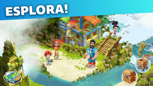 Poster Family Island™ - Gioco di fattoria e avventura