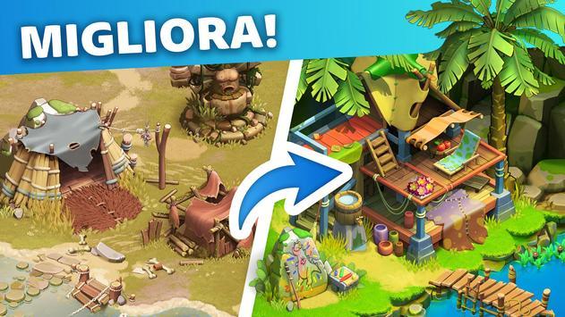 10 Schermata Family Island™ - Gioco di fattoria e avventura