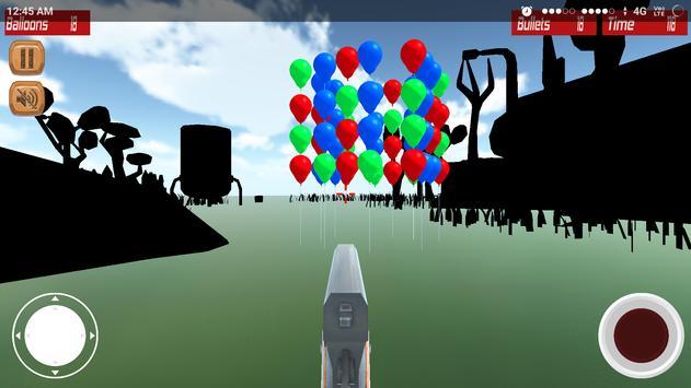 Balloon Shooter 3D screenshot 3