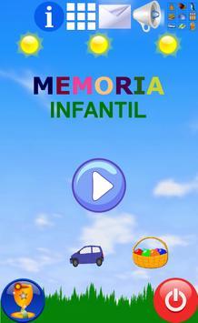 Juego Memoria Infantil Niños screenshot 14