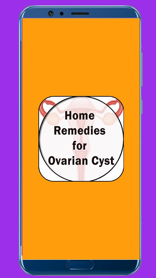 Home Remedies for Ovarian Cyst cho Android - Tải về APK