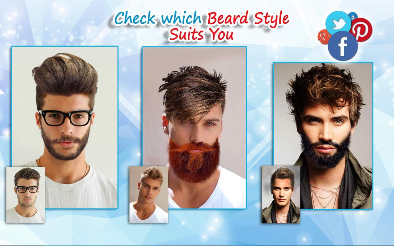 Männer Frisuren 2019 Bart Style App Kostenlos Für Android Apk