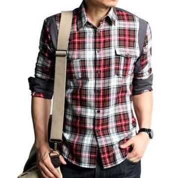 Men Shirt Designs screenshot 3