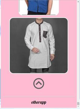 Men's Koko Shirt Design screenshot 2