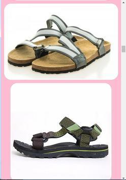 Men's Sandal Model screenshot 1