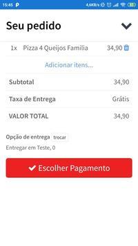 Amor De Pizza screenshot 4