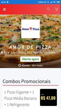 Amor De Pizza poster