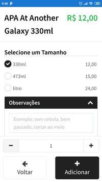 Cervejaria Barra Sul screenshot 1