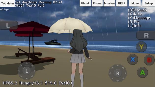 School Girls Simulator screenshot 22