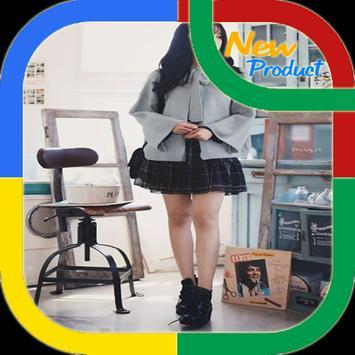 Latest Korean Miniskirt Designs screenshot 2
