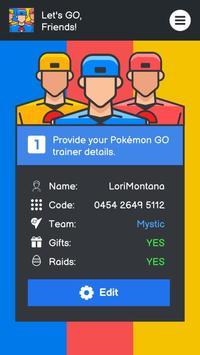 Let's GO, Friends! скриншот 1