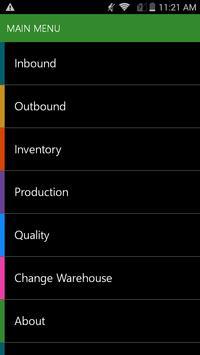 Warehousing - Dynamics 365 screenshot 1