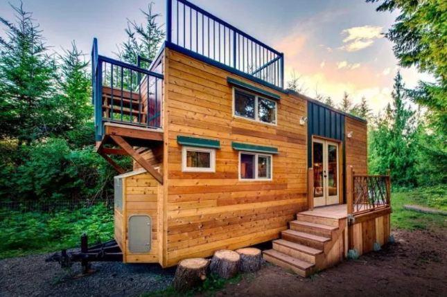 Wooden House Ideas 3
