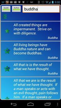 Buddha Quotes imagem de tela 3