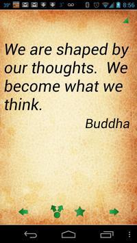 Buddha Quotes Cartaz