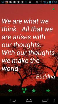 Buddha Quotes imagem de tela 1