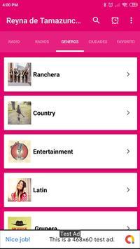 radio reyna de tamazunchale App Mex screenshot 3