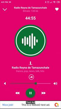 radio reyna de tamazunchale App Mex screenshot 1