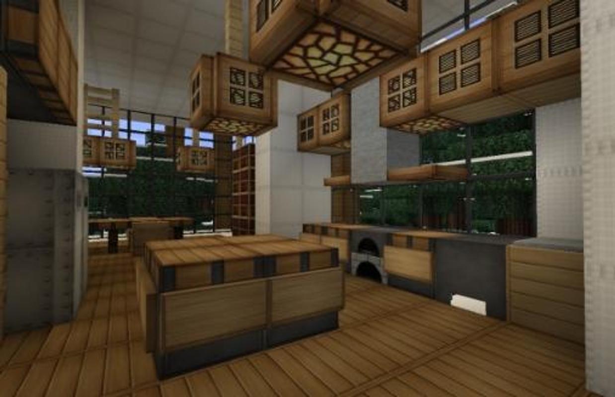 Minecraft interior design ideas poster minecraft interior design ideas screenshot 1