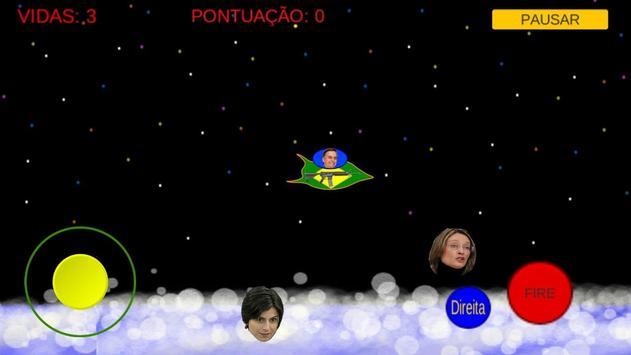 Bolsonaro Espacial screenshot 1
