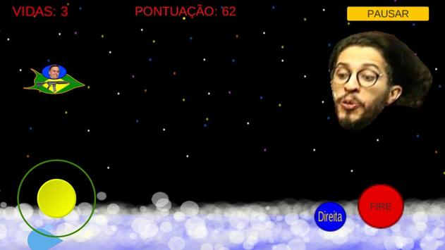 Bolsonaro Espacial screenshot 2