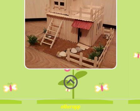 Miniature House of Ice Sticks screenshot 7