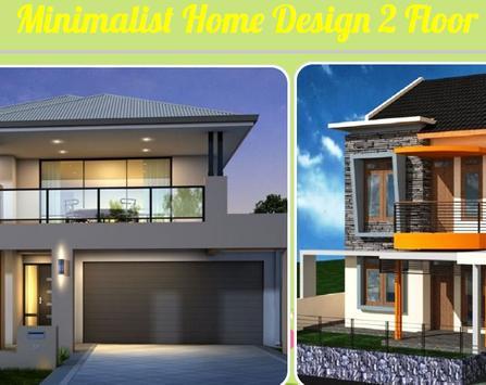 Minimalist Home Design 2 Floor screenshot 5