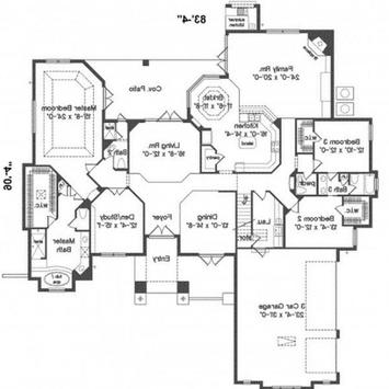 Minimalist Home Plan Designs screenshot 3