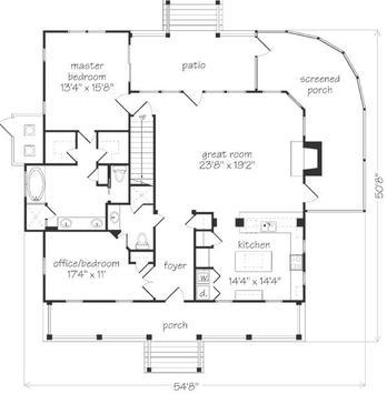 Minimalist Home Plan Designs screenshot 4