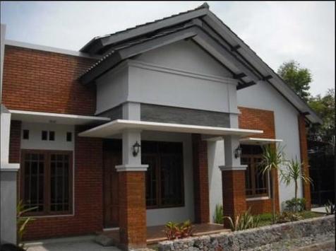 Minimalist Home Terrace Design screenshot 1