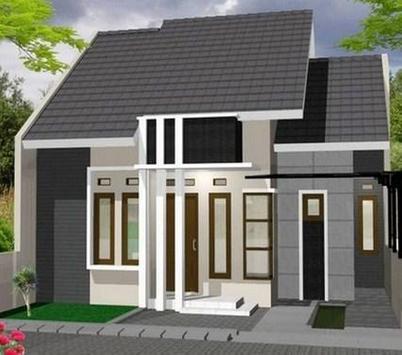 Minimalist House poster