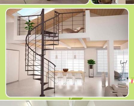 Minimalist  Stair Design screenshot 2