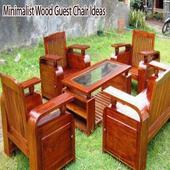 Minimalist Wood Guest Chair Ideas icon