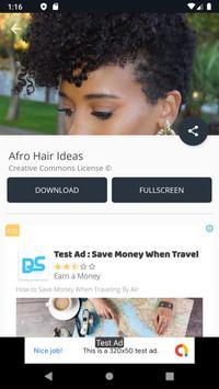Afro Hair screenshot 12